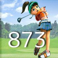 女子ゴルフTVキャプの跡873