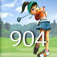 女子ゴルフTVキャプの跡904