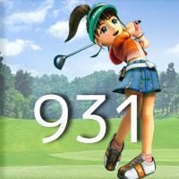 女子ゴルフTVキャプの跡931