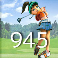 女子ゴルフTVキャプの跡945