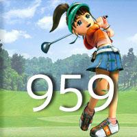 女子ゴルフTVキャプの跡959