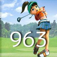 女子ゴルフTVキャプの跡963