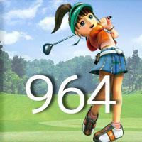 女子ゴルフTVキャプの跡964