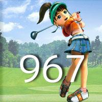 女子ゴルフTVキャプの跡967