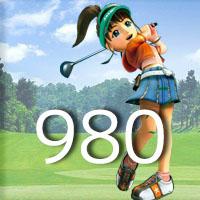 女子ゴルフTVキャプの跡980