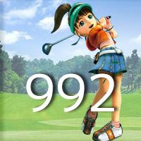 女子ゴルフTVキャプの跡992